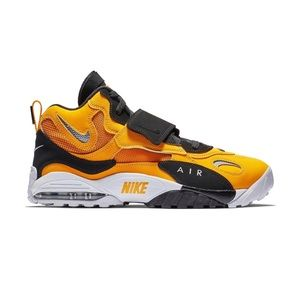 Nike Air Max Speed Turf Yellow Shoes Men's Sz 11